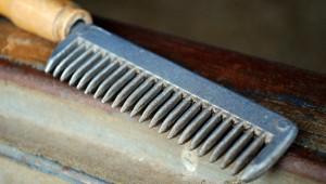 Basic Horse Care Mane Pulling Comb (www/basic-horse-care.com)